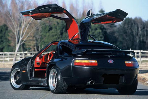 928s With Lambo Doors Rennlist Porsche Discussion Forums